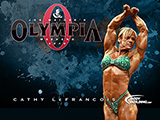 Ms. Olympia Hopeful Cathy LeFrancois